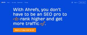 ahrefs-tool