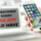 5-must-have-mobile-app-features
